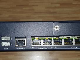 Juniper Srx210he 8-port Firewall/ Services Gateway