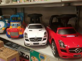 Paspirtukas Mercedes-benz Sls Amg tik 30eur.