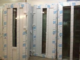 Lauko Durys Naujos nuo 130e.dviveres durys+langai