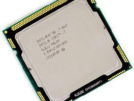 Cpu intel core i3, i5, i7 socket 1156
