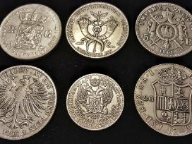 Parduodu monetas kopijas. - nuotraukos Nr. 2