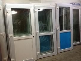 Lauko plastikines Durys nuo100eur+langai - nuotraukos Nr. 3
