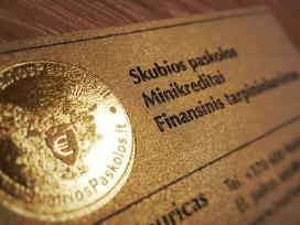 Visoje Lietuvoje/ Mažos palūkanos/ Palankios sąlyg - nuotraukos Nr. 2