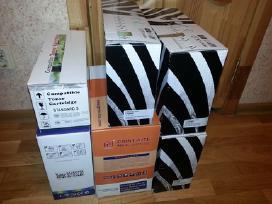 Tonerio kasetes lazeriniams spausdintuvams