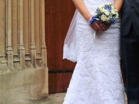 Parduodu vestuvinę suknelę Vilniuje