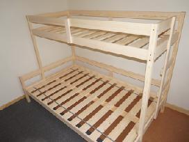 2-jų aukštų uosinės lovos - nuotraukos Nr. 4