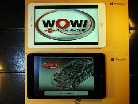 Autocom wurth wow tablet delphi 2018m
