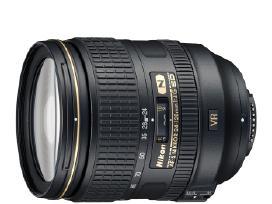 Nikon Af-s Nikkor Vr, Z objektyvas naujas