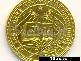 Mokslo baigimo medalių kolekcijai. - nuotraukos Nr. 2