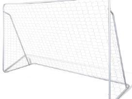 Vidaxl Futbolo Vartai 240 x 90 x 150