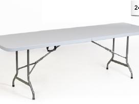 Stalai prekybai prekybinis stalas sulankstomas