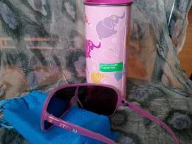 Originalūs akiniai nuo saulės mergaitei