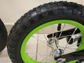 Balansiniai dviratukai su guminiais ratais. Super! - nuotraukos Nr. 2