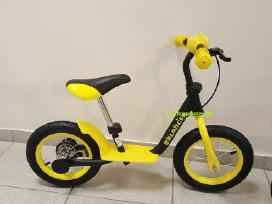Balansiniai dviratukai su guminiais ratais. Super! - nuotraukos Nr. 4
