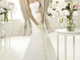 Vestuvinė Pronovias kolekcijos suknelė - nuotraukos Nr. 2