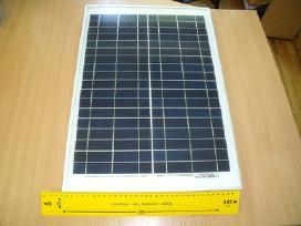 Saulės elektros modulis 20w jėgainė - elektrinė