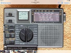 Panasonic,sony Icf 7600g ,saba, JVC, sony. - nuotraukos Nr. 4