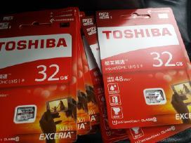 64gb 32gb 16gb 10 kl. Toshiba Sandisk Kingston