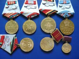Parduodu tarybinių laikų apdovanojimus . - nuotraukos Nr. 4