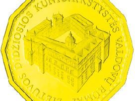 Nuolat Perku Auksines 500 Lt Valdovu Rumu monetas