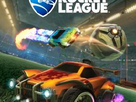 Rocket League (xbox one ir ps4 )