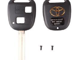Toyota raktai pultelis rakto korpusas raktas - nuotraukos Nr. 4