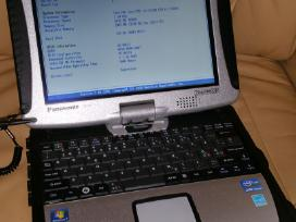 Panasonic Toughbook Cf-19 Mk5 Led Atsparus Kompiut