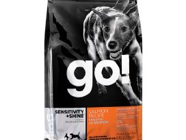 Go! Sensitive + Shine 11,3 kg šunims