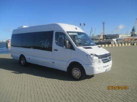 Mikroautobusų nuoma - nuotraukos Nr. 4