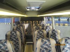 Mikroautobusų nuoma - nuotraukos Nr. 3