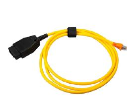 Bmw F serija enet kabelis diagnostik, instaliojame