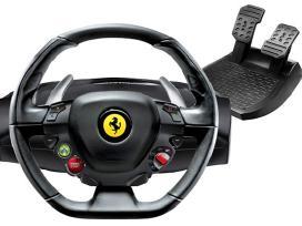 Naujas Thrustmaster Ferrari 458 Italia X - nuotraukos Nr. 3