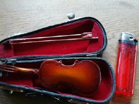 Antikvarinis 1876m. smuikas kaina 3000 eur. - nuotraukos Nr. 2