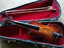 Antikvarinis 1876m. smuikas kaina 3000 eur. - nuotraukos Nr. 3