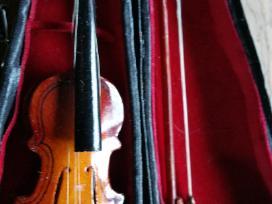 Antikvarinis 1876m. smuikas kaina 3000 eur. - nuotraukos Nr. 4