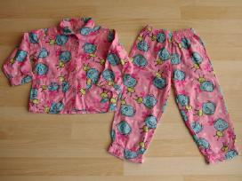 2 dalių pižama: marškinėliai, kelnės 3-4 M