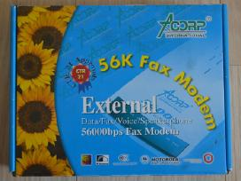 Acorp 56k Fax Modem (data/fax/voice/speakerphone)