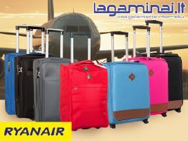 Platus lagaminų į Ryanair pasirinkimas nuo 10 eur