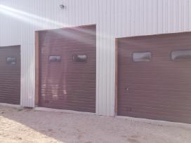 Garazo vartai - nuotraukos Nr. 2