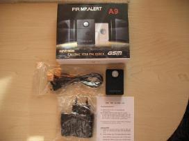 Pir mp alert (gsm blake-signalizacija nuo judesio) - nuotraukos Nr. 3