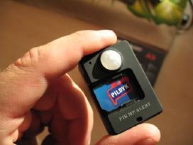Pir mp alert (gsm blake-signalizacija nuo judesio)