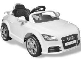 Vidaxl Audi TT Rs Vaikiškas Automobilis 10087 - nuotraukos Nr. 3