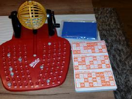 Stalo žaidimas Bingo - nuotraukos Nr. 3