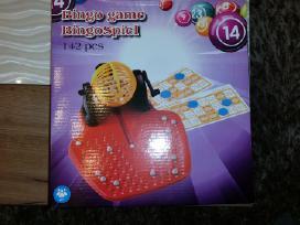 Stalo žaidimas Bingo - nuotraukos Nr. 4