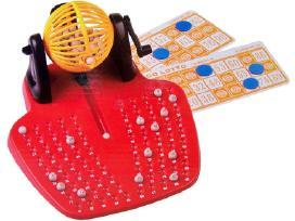 Stalo žaidimas Bingo - nuotraukos Nr. 2