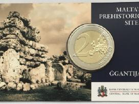 "Malta 2 eurai 2016 ""Ggantija"" kortelėje - nuotraukos Nr. 2"