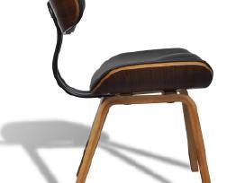 Vidaxl Dirbtinės Odos Valgomojo Kėdės 241054 - nuotraukos Nr. 3