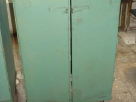 Metaline spinta, seifas, spintele, drabužine