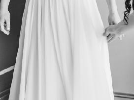 Nuostabaus grožio vestuvinė suknelė - nuotraukos Nr. 2