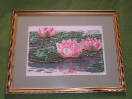 Parduodu kryželiu siuvinėtus paveikslus - nuotraukos Nr. 4